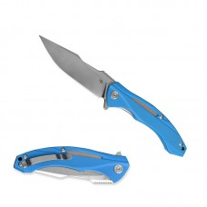 3519 Folding Knife Variety D2 Blade Blue G10 Handle Best Outdoor Camping Hunting Survival Pocket Knives